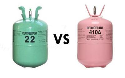 refrigerant-freon-r-22-r410a